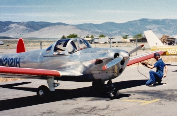 1946 Ercoupe 415c now in  NC a